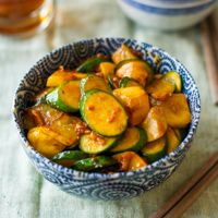 When you have an overload of zucchini, one of the best and easy zucchini recipes to cook is a zucchini stir fry. Though zucchini can be rather light on flavor, one way to amp it up is to add spicy ...