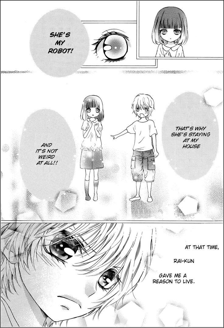 Boku no Robot #Manga