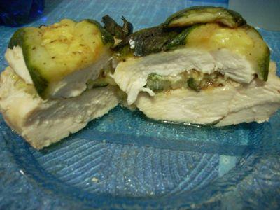 Sandwich di pollo al cartoccio