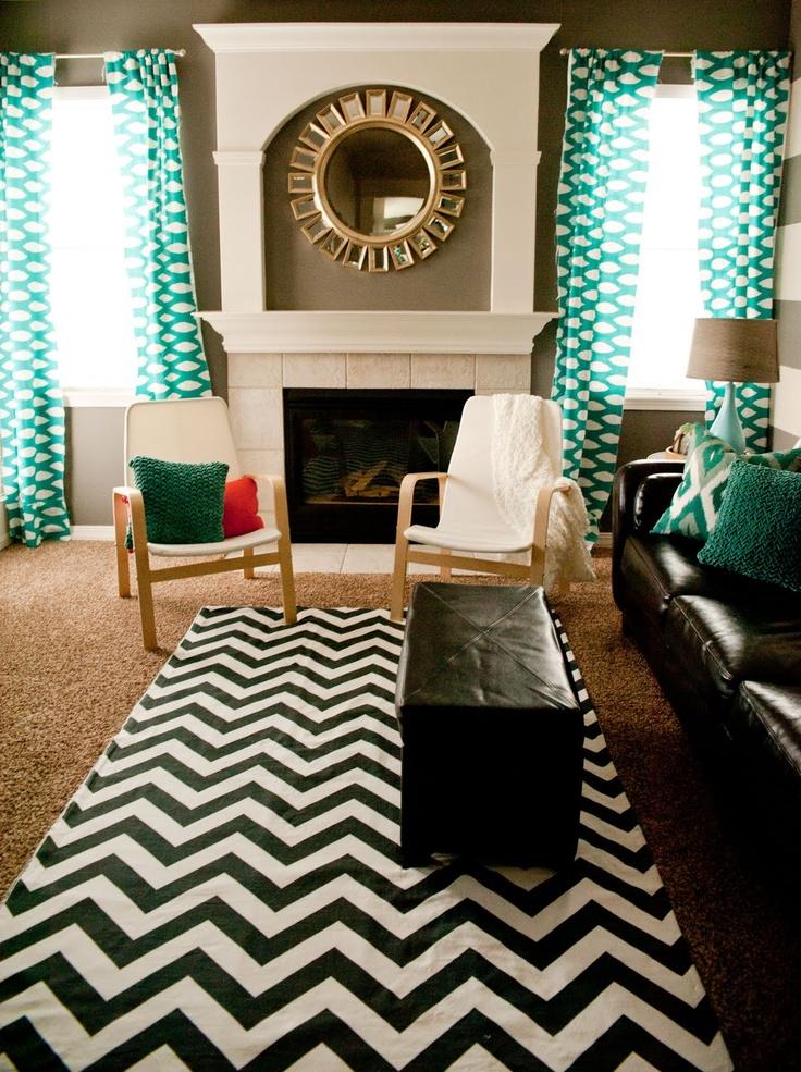 6th Street Design School   Kirsten Krason Interiors : Good to Great: Ashleighs Living Room