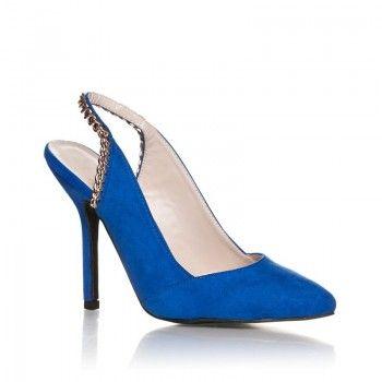 Pantofi Forever - Albastru