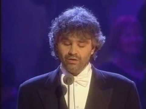 Andrea Bocelli - Canto Della Terra   Andrea Bocelli sings Canto Della Terra at the Royal Albert Hall in 2000 for Elizabeth Taylor. Unbelieveably beautiful and yes, it is Michael Jackson sitting with Elizabeth Taylor at the end of the video - they were close friends. As this concert was in Mrs. Taylor's honor, she invited her closest friends to enjoy it with her.