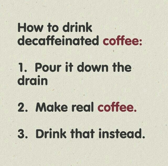 get Geetered.  Drink real coffee.  GcF.