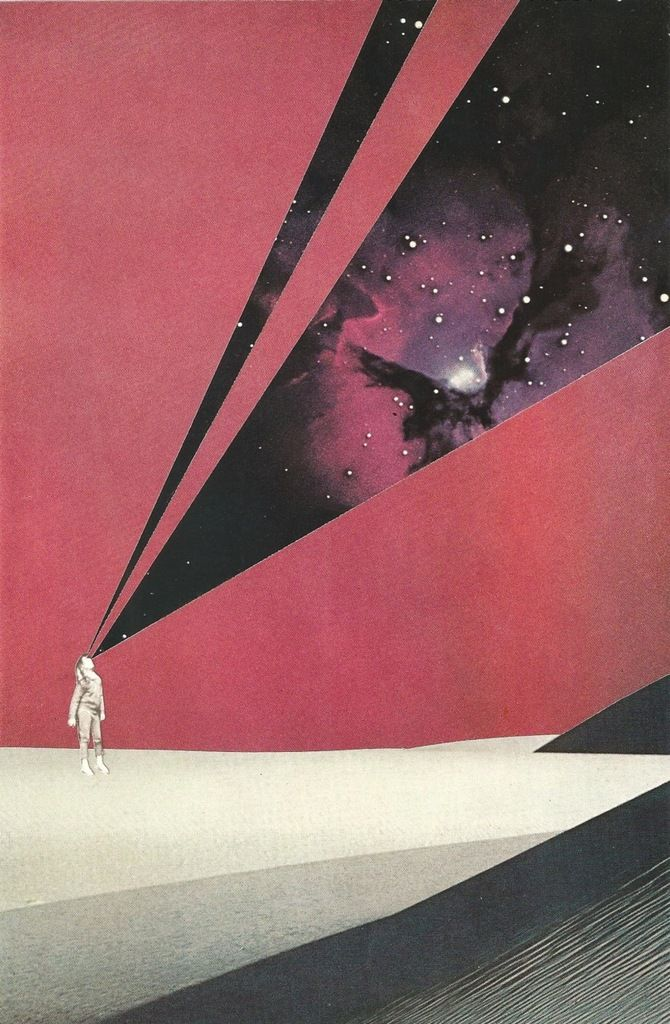 Space art #retrofuturism http://retro-futurism.livejournal.com/542214.html