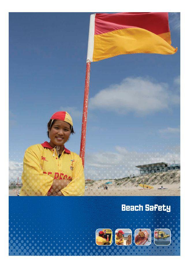 Free teaching  resource - Beach Safety