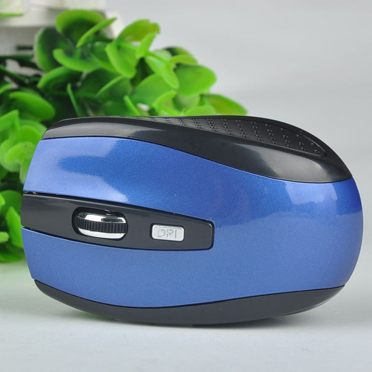 Wholesale # 10pcs a lot 2.4GHz Optical Wireless Mouse Wireless USB Gaming Mouse Gaming Mice Computer Mouse For PC Laptop