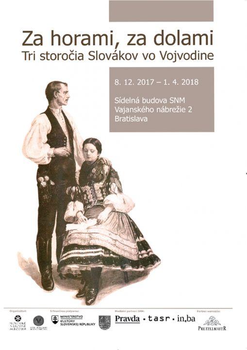 Slovenské národné múzeum nadväzuje na systematický výskum a sprístupňovanie života a kultúry Slovákov v zahraničí. Cieľom niekoľkoročného projektu Múzea Vojvodiny v Novom Sade je predstavenie hlavných charakteristík Slovákov v tejto oblasti ako dokladu ich vlastnej identity. Výstava, doplnená o archívne materiály a výtvarné diela, je ako multidisci