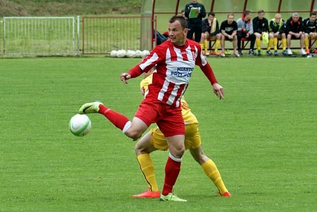 Orzeł Przeworsk wygrał 3-1 z Piastem Tuczempy w pierwszym meczu sparingowym przed startem sezonu 2015/2016.