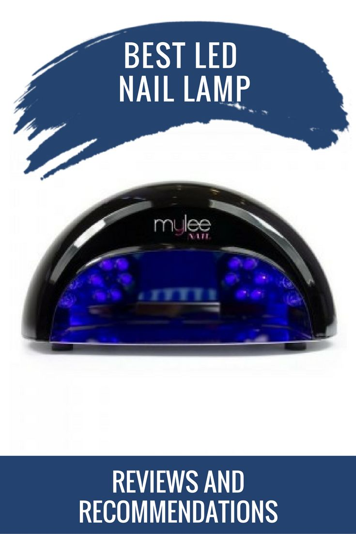 A nail lamp is a special tool used in salons to allow nail products to cure and harden quickly and efficiently. Basically, there are two types of nails lamps available in the market: the UV and the LED nail lamps, with the main difference being the type of bulb used.