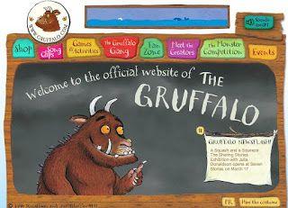 AYUDA PARA MAESTROS: El Grúfalo - Un libro infantil imprescindible