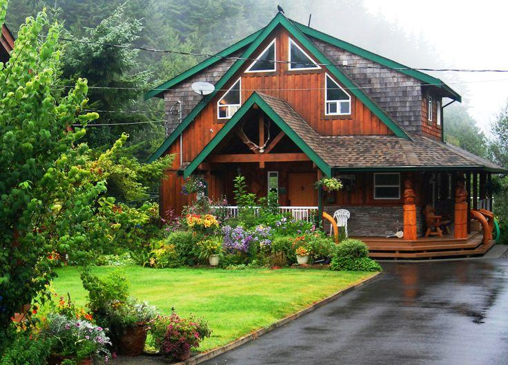 Trailhead Resort, Port Renfrew, Vancouver Island, BC  Pacific Marine Circle Route | Port Renfrew, BC - Trailhead Resort