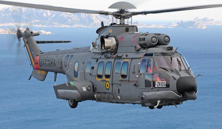 Brazylia otrzymała kolejne śmigłowce Caracal | Defence24-H225M Caracal