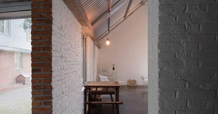 Shanghai Noon. Inside of architecture studios based in Shanghai [news]