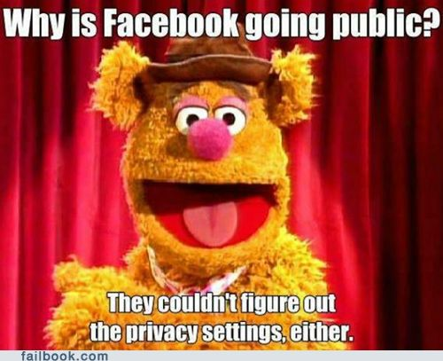 Wocka! Wocka!Social Network, Funny Pics, The Real, Facebook, Mornings Coffe, Privacy Sets, Funny Stuff, The Muppets, Life Hacks