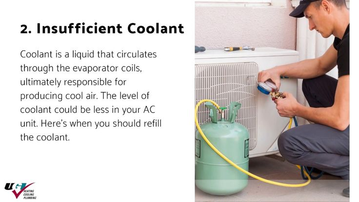 5 Reasons Why Your Ac Is Not Cooling Enough The Unit Ac Units