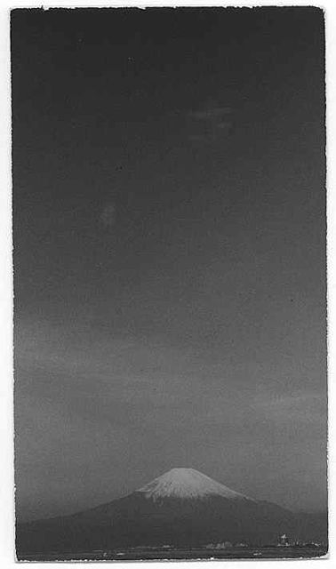 """Photographer: Masao Yamamoto  /""""Thousands of tired, nerve-shaken, over-civilized people are beginning to find out going to the mountains is going home; that wilderness is a necessity..."""""""