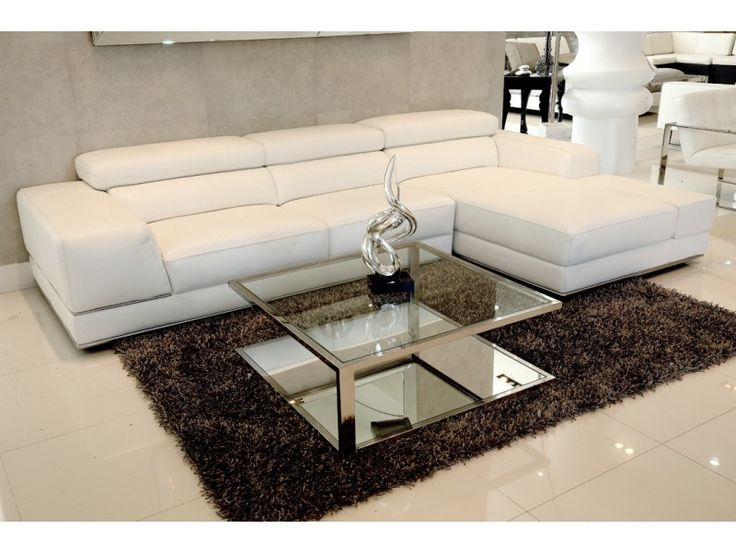 Amazing DesignSectional Leather Sofa | Projekt | Pinterest | Leather Sofas, White  Sectional And Modern Furniture Stores