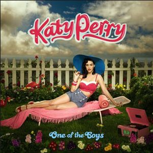 Katy Perry Album - One Of The Boys