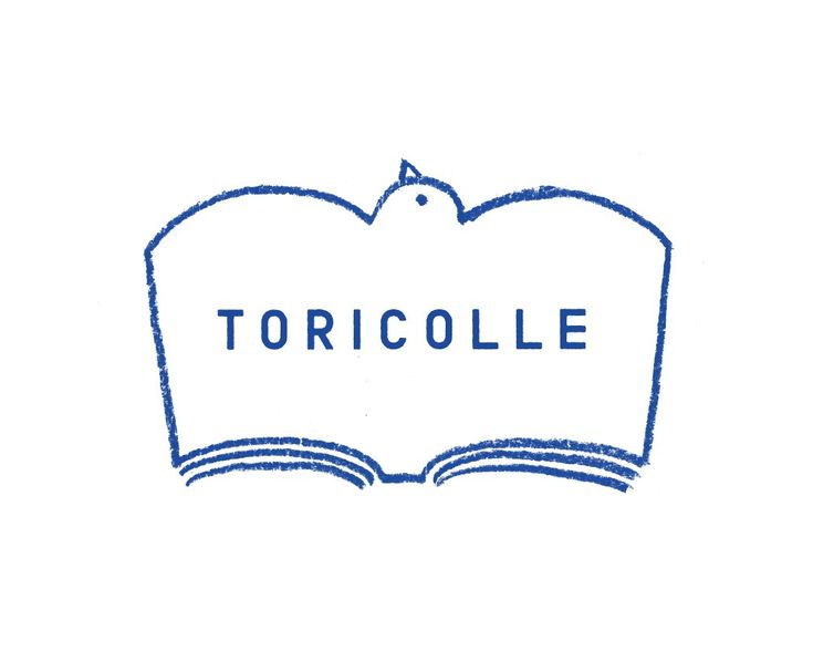 TORICOLLE BOOK LOGO                                                                                                                                                                                 もっと見る