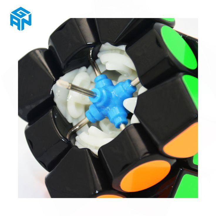 Gan Air 5.6cm 3*3*3 Speedcube Advanced/Master/Standard Edition Black/white/Primary Gan356S Magic Cube/Gan Air Ultimate 3x3x3 #Affiliate