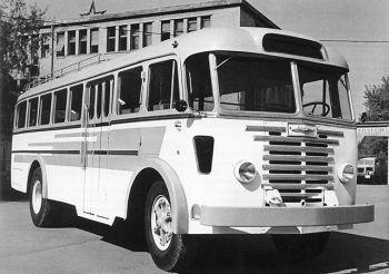 Ikarus 601 '1953–57