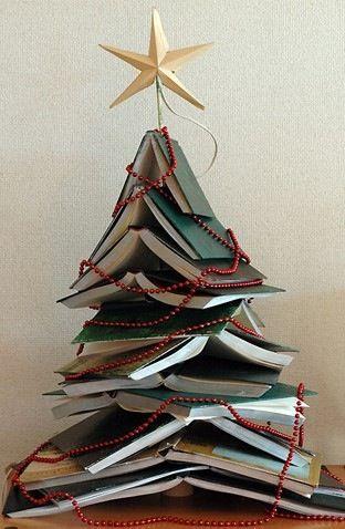 Árvore de livros.