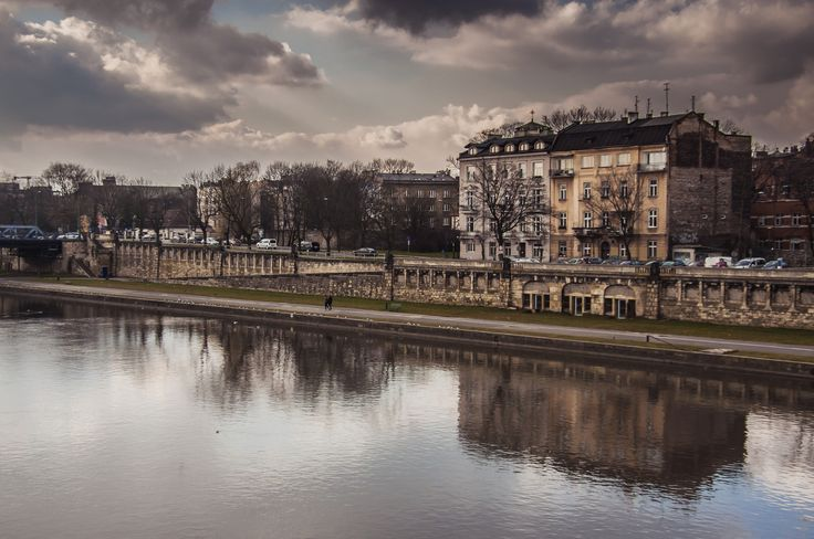 """krakow III - Krakow, Poland. 25.2.2016  I absolutely love all these shadows and light, the struggling charm of this city.  <br><a href=""""https://instagram.com/cybermonkey82/"""">Instagram</a> 