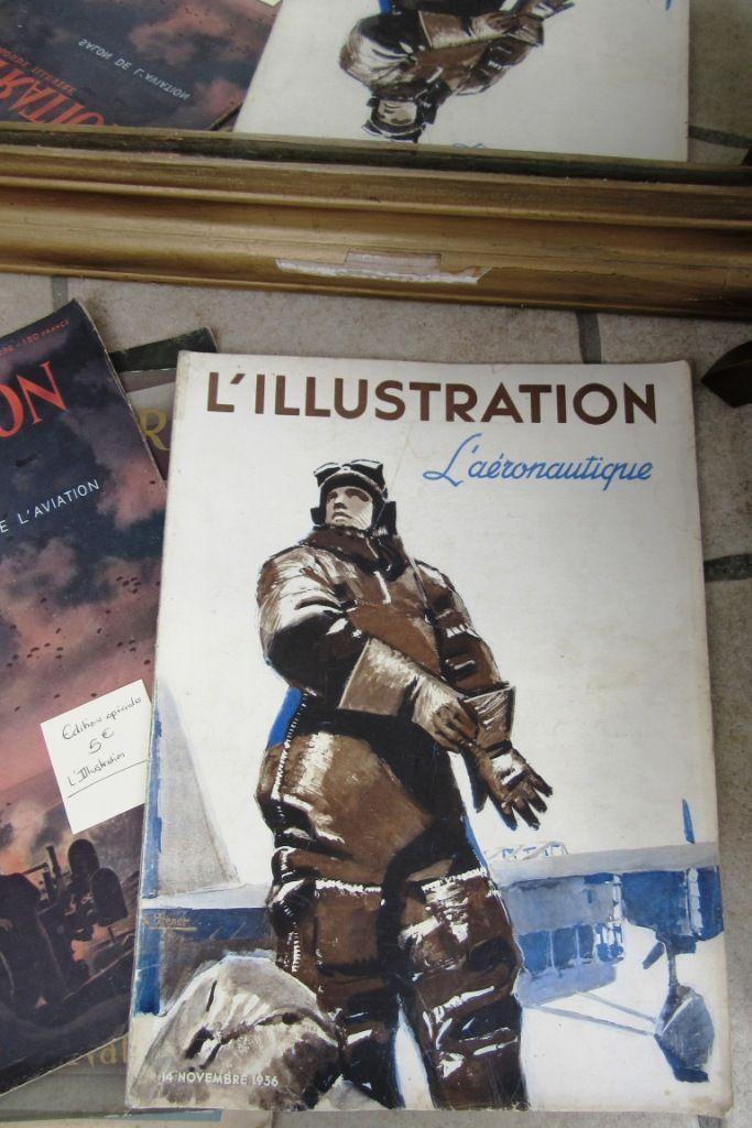 L'Illustration, 5€ l'Edition spéciale. Au Vieux Chaudron Paimpol. VENDU
