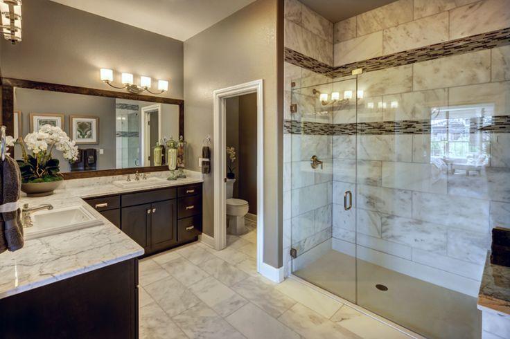 1000 ideas about 12x24 tile on pinterest luxury vinyl for Model bathrooms photos
