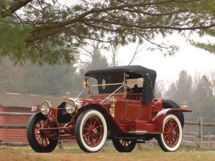 1913 Packard Six Runabout