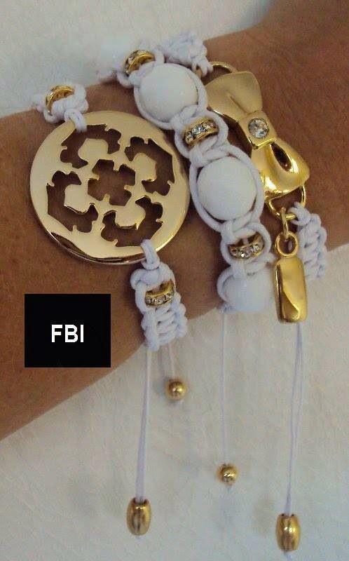 Pulseras FBI