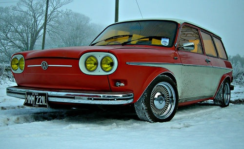 VW 411 Variant, Type 4, squareback, Tax ex, 10 months MOT and Tax, NO RESERVE | eBay