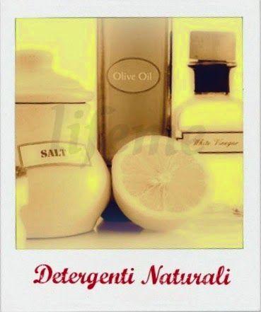 #detergenti #naturali bio fatti in #casa