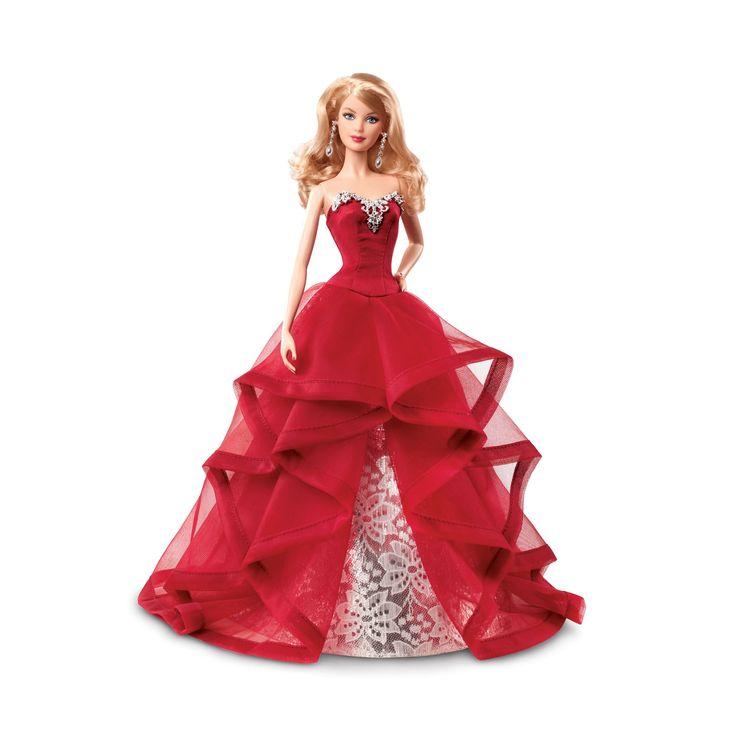 Barbie® 2015 Holiday Doll - Fair Hair