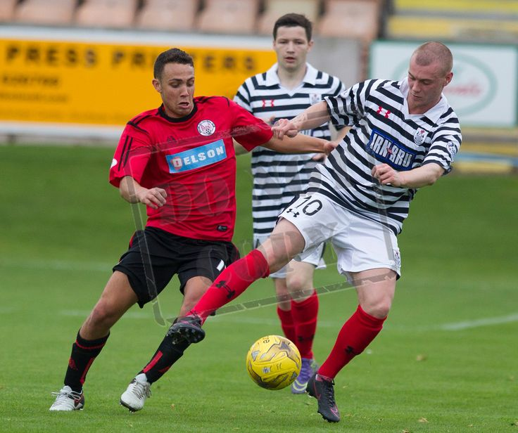 Queen's Park's Josh Watt in action during the Ladbrokes League One game between Brechin City and Queen's Park.