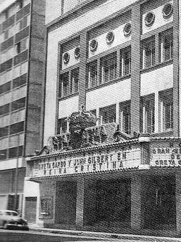 Los antiguos cines - Ciudadanos en Red- REAL CINEMA