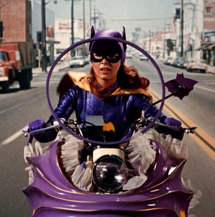 'Yvonne Craig' as 'Batgirl' on 'Batman TV Series' (1966–1968)