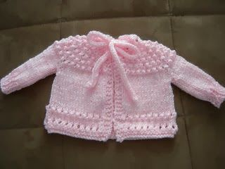 Free Knit Pattern: Angel Cardigan Free Knit Pattern: Poncho, Hat and Socks Free Knit Pattern: Jacket with Roses ...