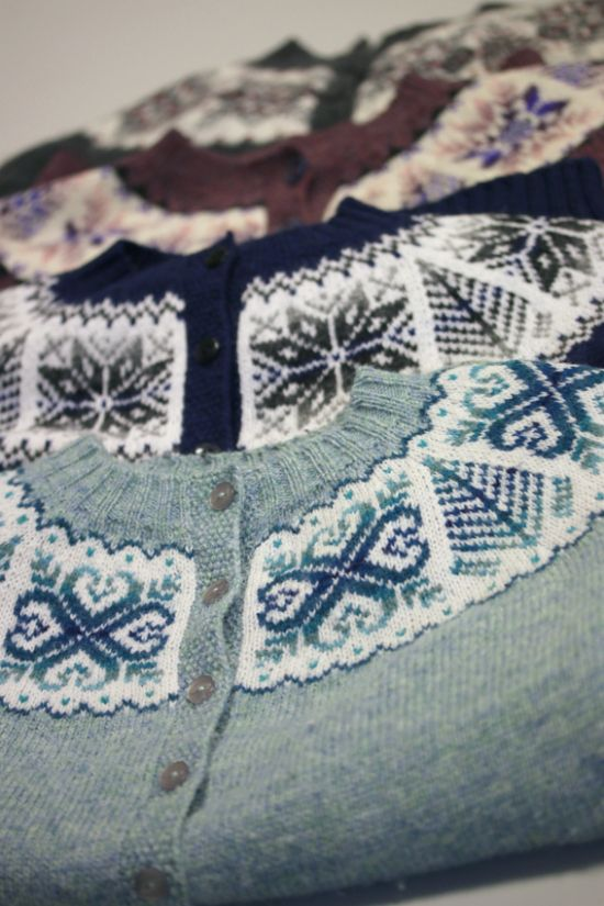 Katie Davies Designs - post about visiting museums in Sweden and Shetland.