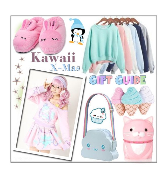 Kawaii Last Minute Gift Guide! by whirlypath on Polyvore featuring Kate Spade