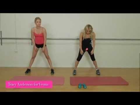 Tracy Anderson Workout for Venus