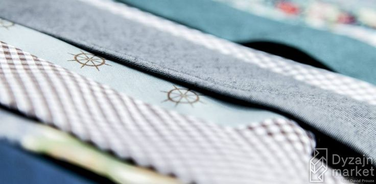 Our neckties at Prague's Dyzajn market 2014