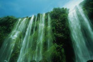 Śladem nieziemskich wodospadów... / Simply amazing!  #travel  #podroze #tapetynapulpit #wallpapers #waterfall #waterfalls #wodospady