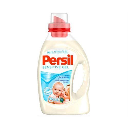 Persil Sensitive Гель для стирки детского белья 1.05 л 16 стирок (Бельгия)