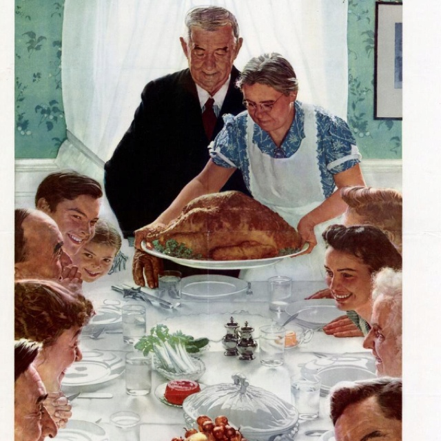 140 best Norman rockwell images on Pinterest | Norman rockwell art ...