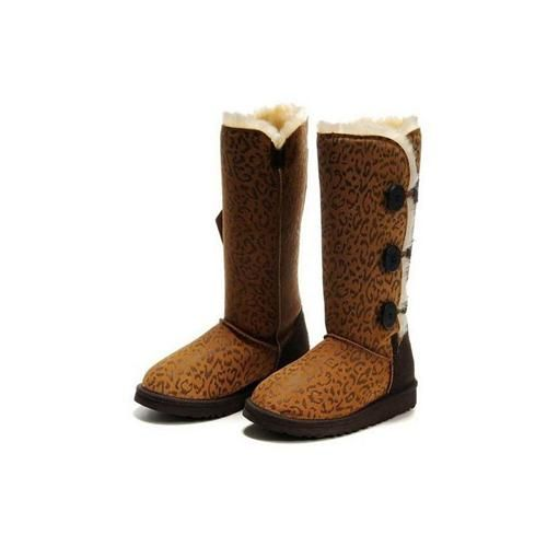 UGG Bailey Button Trillizo 1873 zapatilla