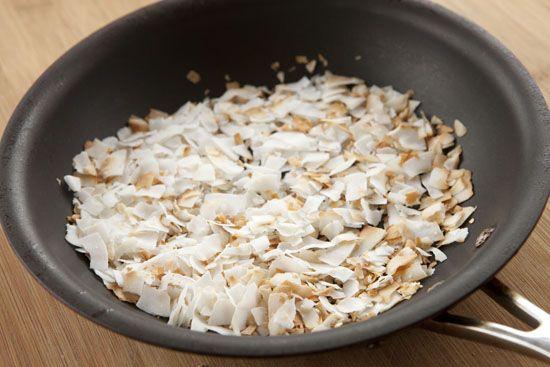 Toasted Coconut Oatmeal | Recipe