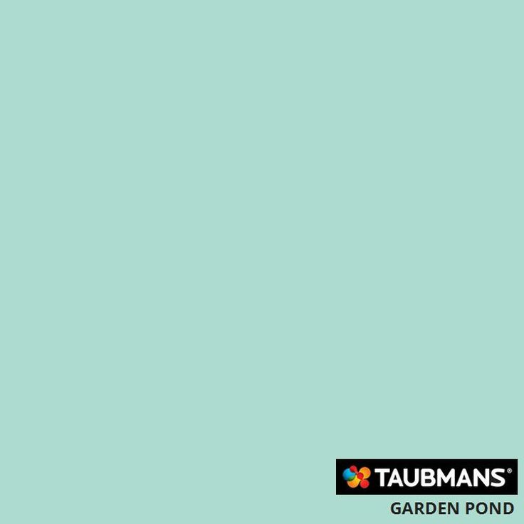 #Taubmanscolour #gardenpond