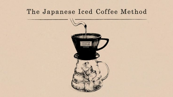 How to Make Japanese Iced Coffee. On the history and practice of the Japanese Iced Coffee method, simply the best there is. A number of peop...