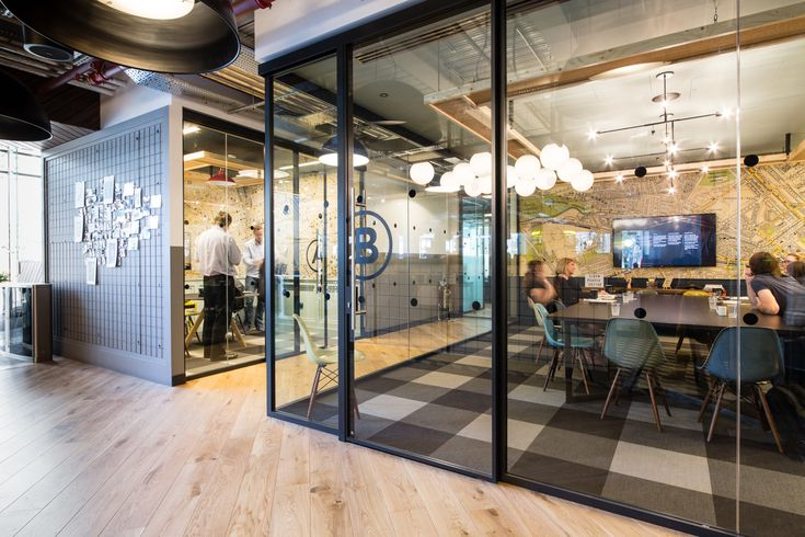 WeWork Paddington Coworking Offices – London